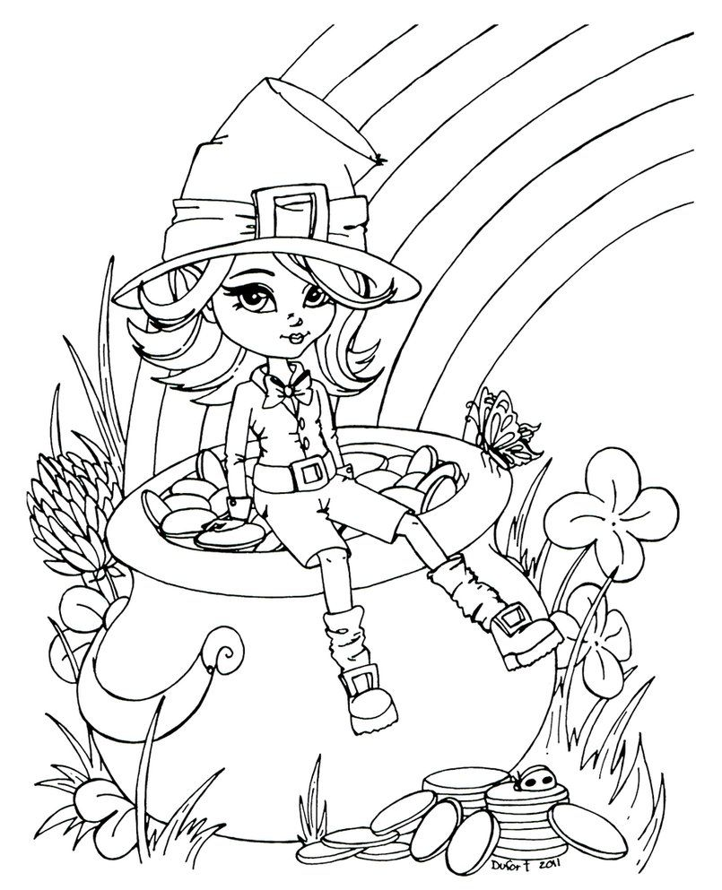 gold coloring pages - photo#15