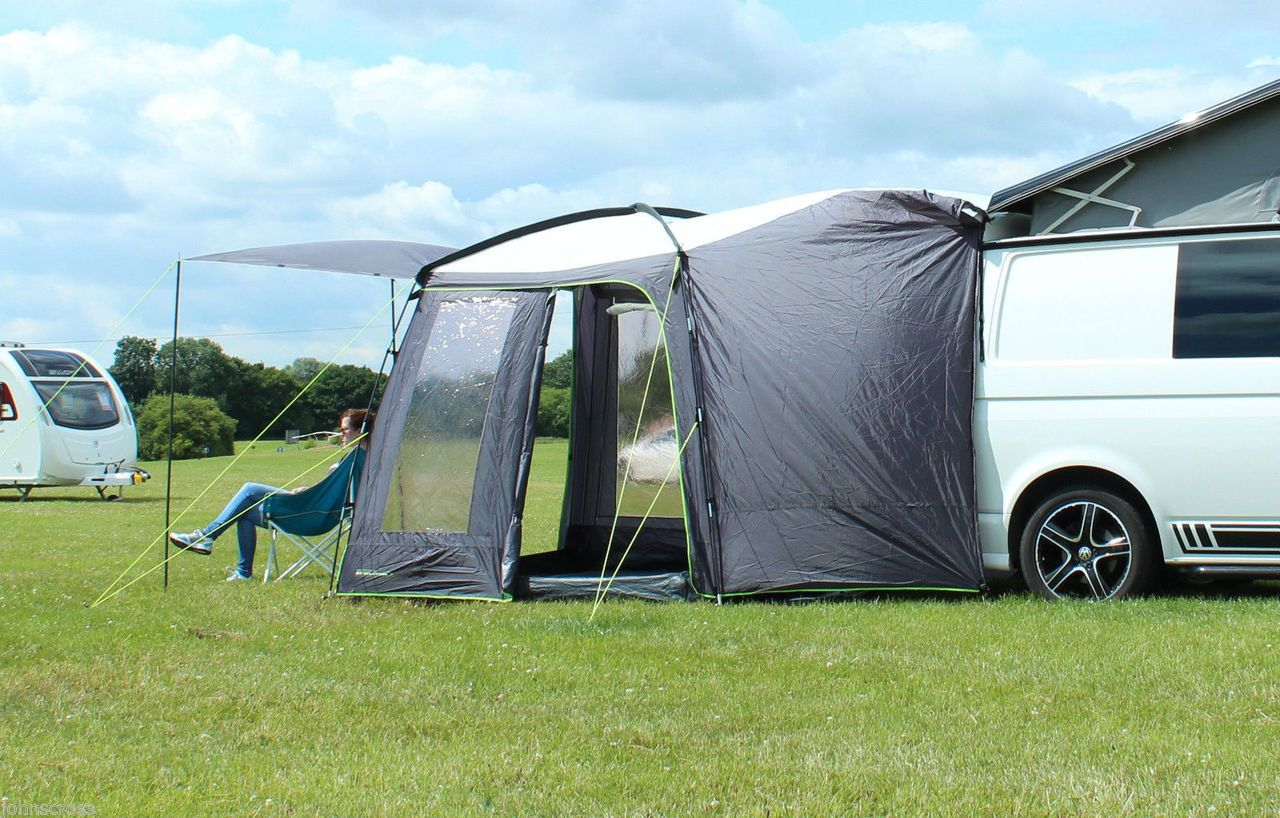Outdoor Revolution Cayman Tailgate Camper 4 X 4 Mpv Mazda Bongo Vwt4 Driveaway In 2020 Mazda Bongo Campervan Awnings Outdoor