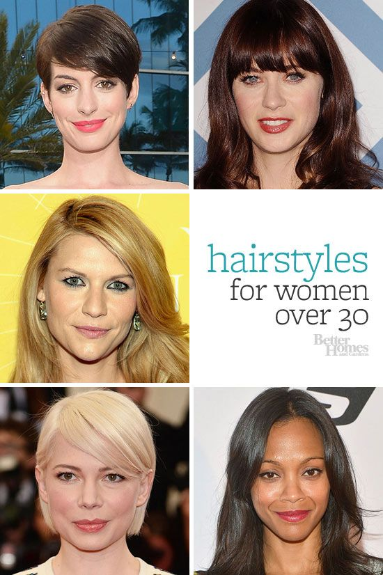 Hairstyles for Women Over 30 | Pinterest | Woman, Haircuts and Hair cuts
