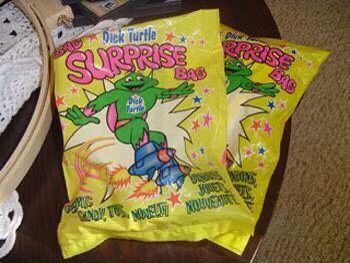 Turtle Lucky Bags I Always Nagged For A Bag From My Dad
