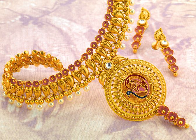 online gold jewellery shopping in pune Jwellery Pinterest Gold