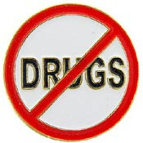 "No Drugs Pin 1"" by FindingKing. $8.99. This is a new No Drugs Pin 1"""