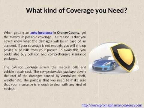 Auto Insurance California Youtube Car Insurance Insurance