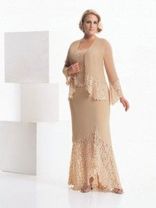 035948c9237 Plus Size Mother Bride Dresses