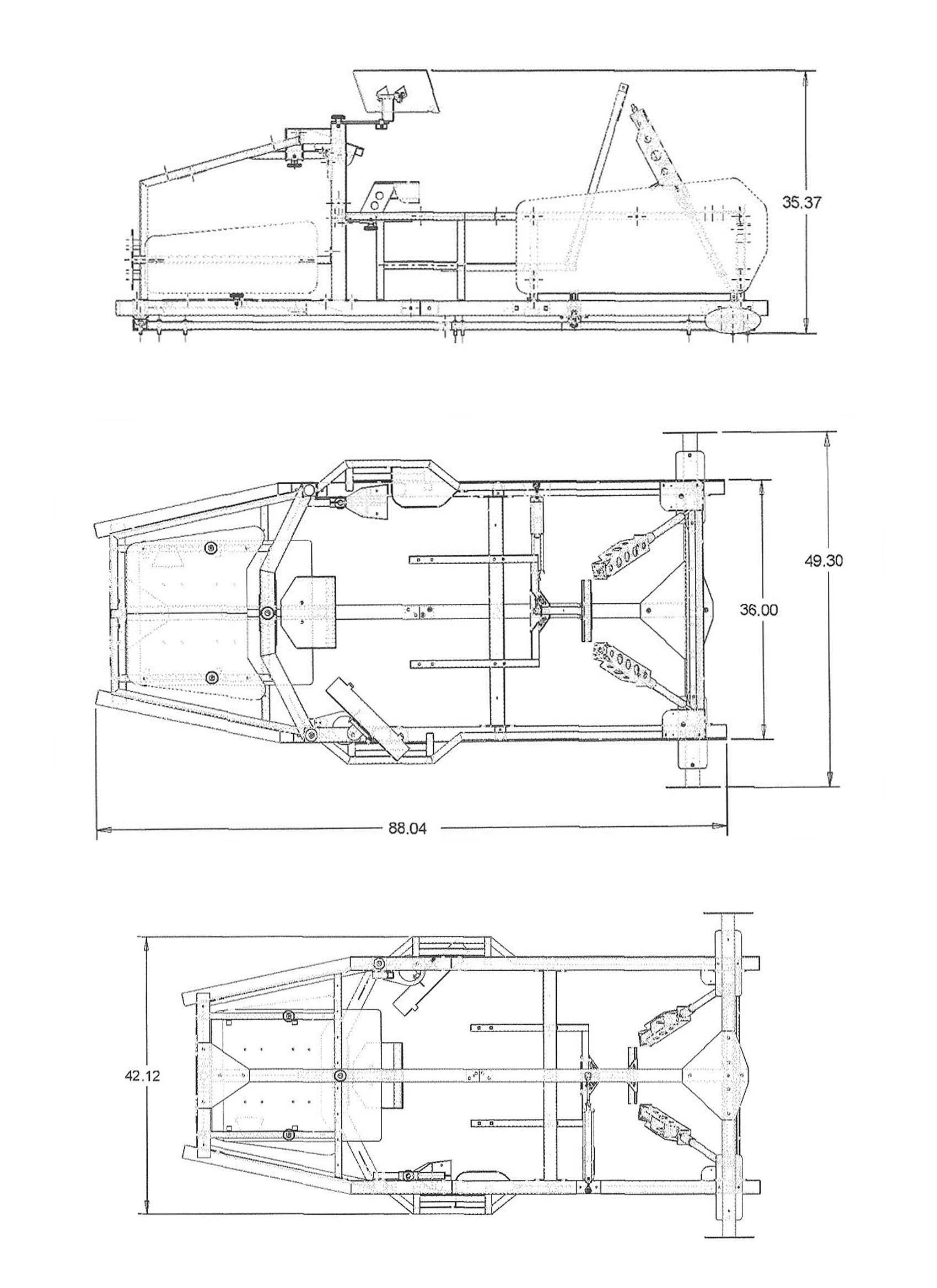 racing cockpit plans and templates pdf