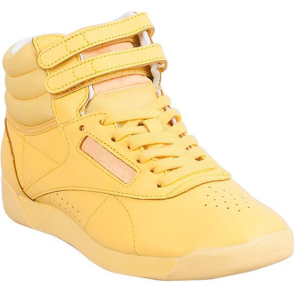 Reebok Freestyle Hi Color Bomb Women's High Top Sneaker ($75