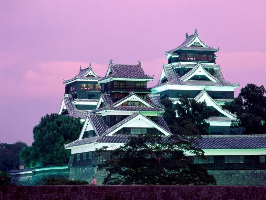 Kumamoto Castle, Kumamoto, Japan - Pixdaus