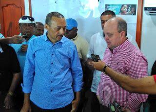 Wilmer González recibió Informe de gestión - Hoy es Noticia