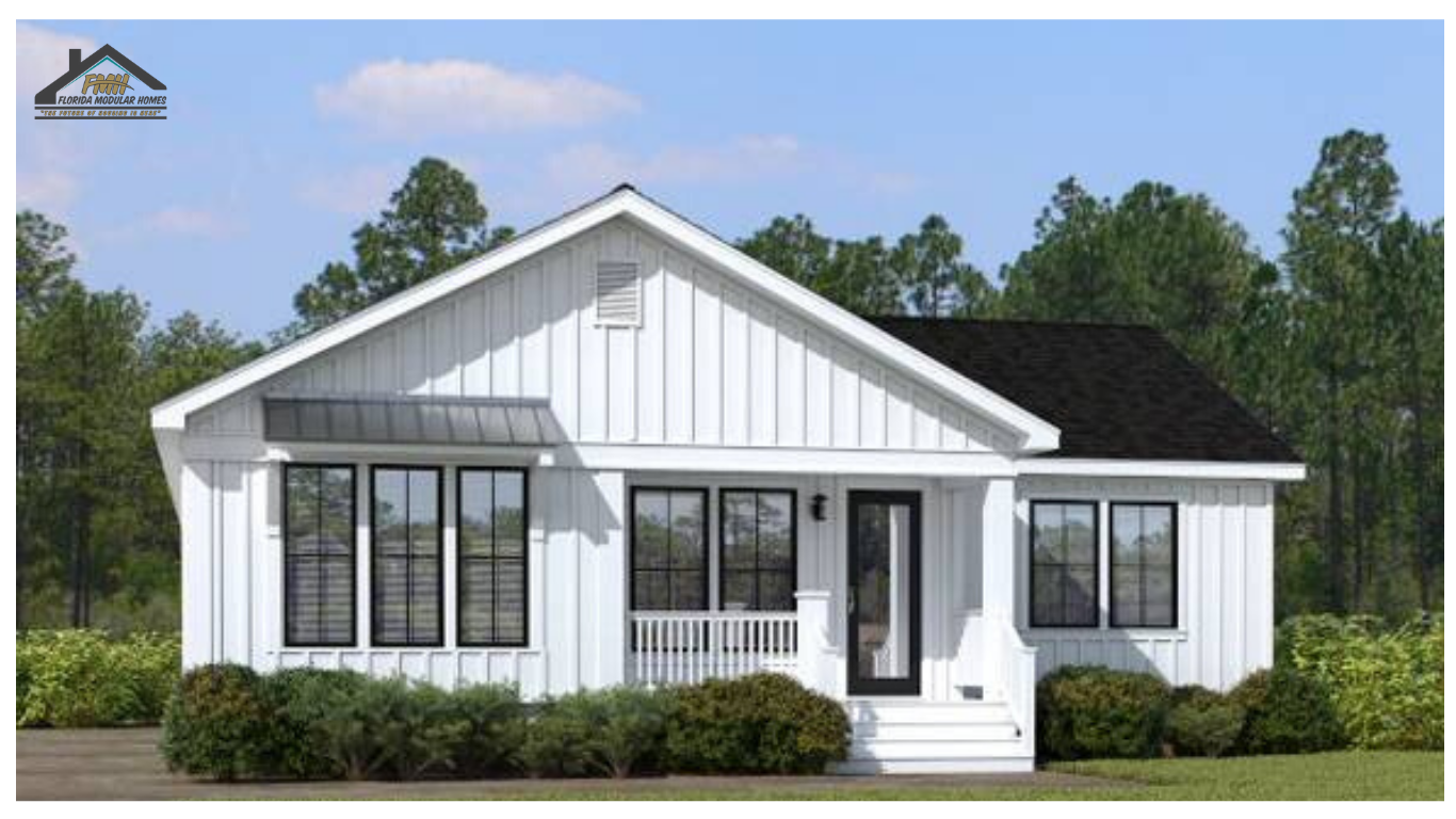 The Azalea Florida Modular Homes