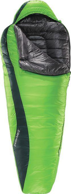 Therm-a-Rest Centari Sleeping Bag - Long Lime Long