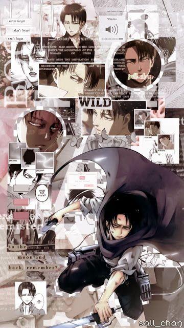 Papel de parede do Levi Ackerman   wallpaper do Levi Ackerman do anime Attack on Titan em HD