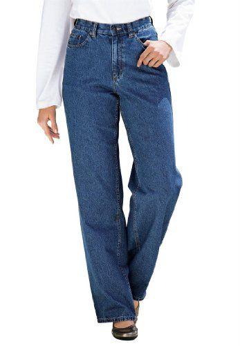 9a973828e6b Woman Within Plus Size Petite jean