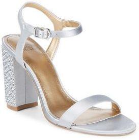 fb849360df83 Belle Badgley Mischka Yvanna Open Toe Sandals