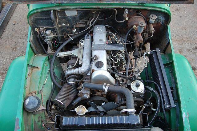Diesel Fj40 Diesel Engine Diesel Engineering