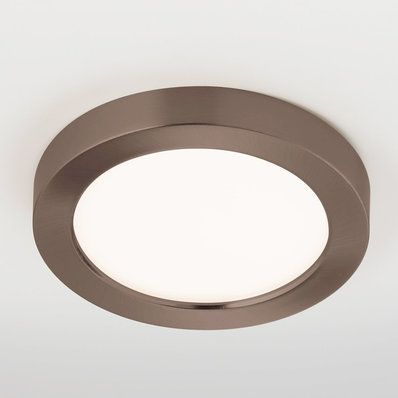5 5 Led Simple Round Low Profile Ceiling Light Ceiling Lights