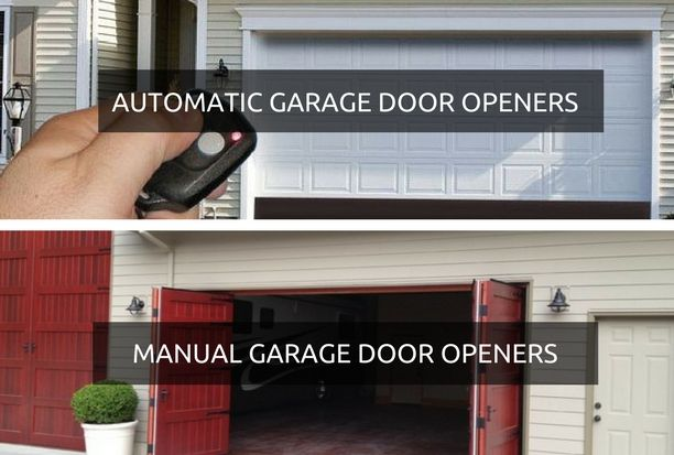 If Youre Thinking To Install Manual Garage Door Opener Its Better