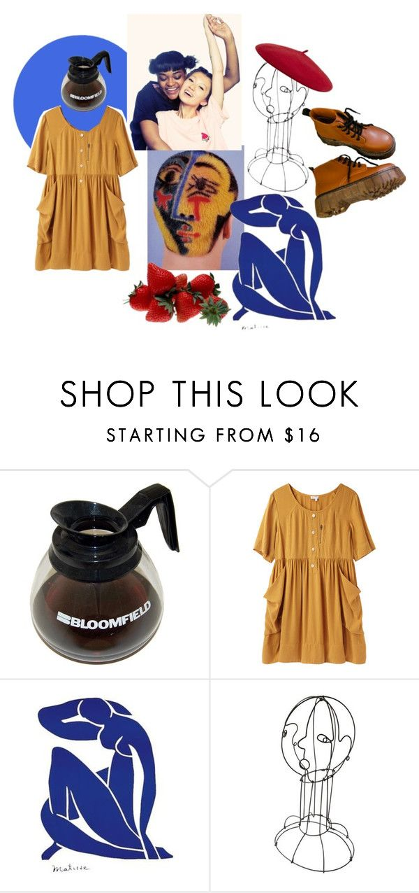 """""""art gfs"""" by fairydustandcigarettes ❤ liked on Polyvore featuring Steven Alan and Reiss"""
