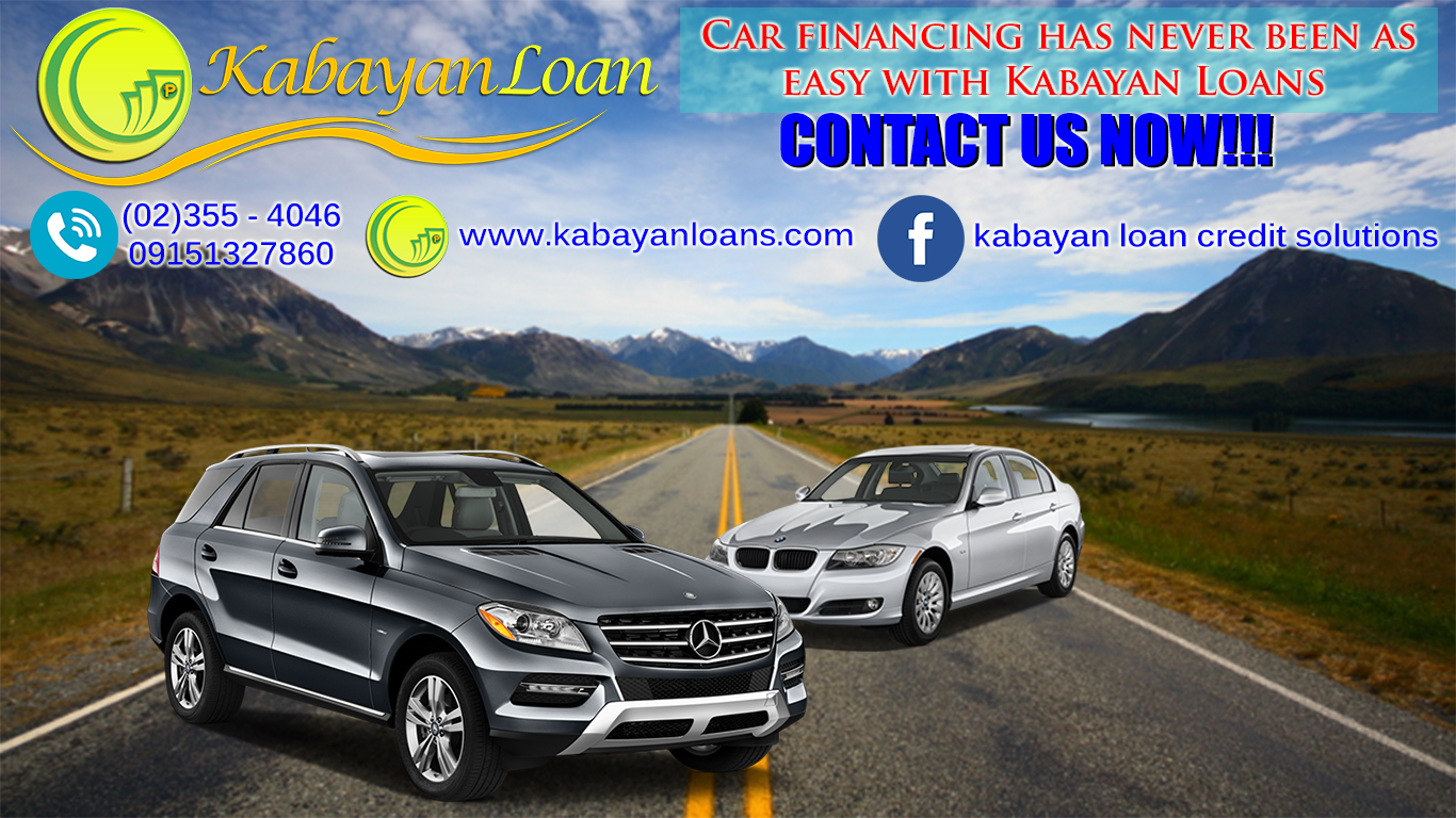 Kabayan Loans Make It Easier For You To Get Approved As We Have Strategic Partners Who Are Lenders Can Be Private Or Ins Credit Solutions Car Finance Car Loans