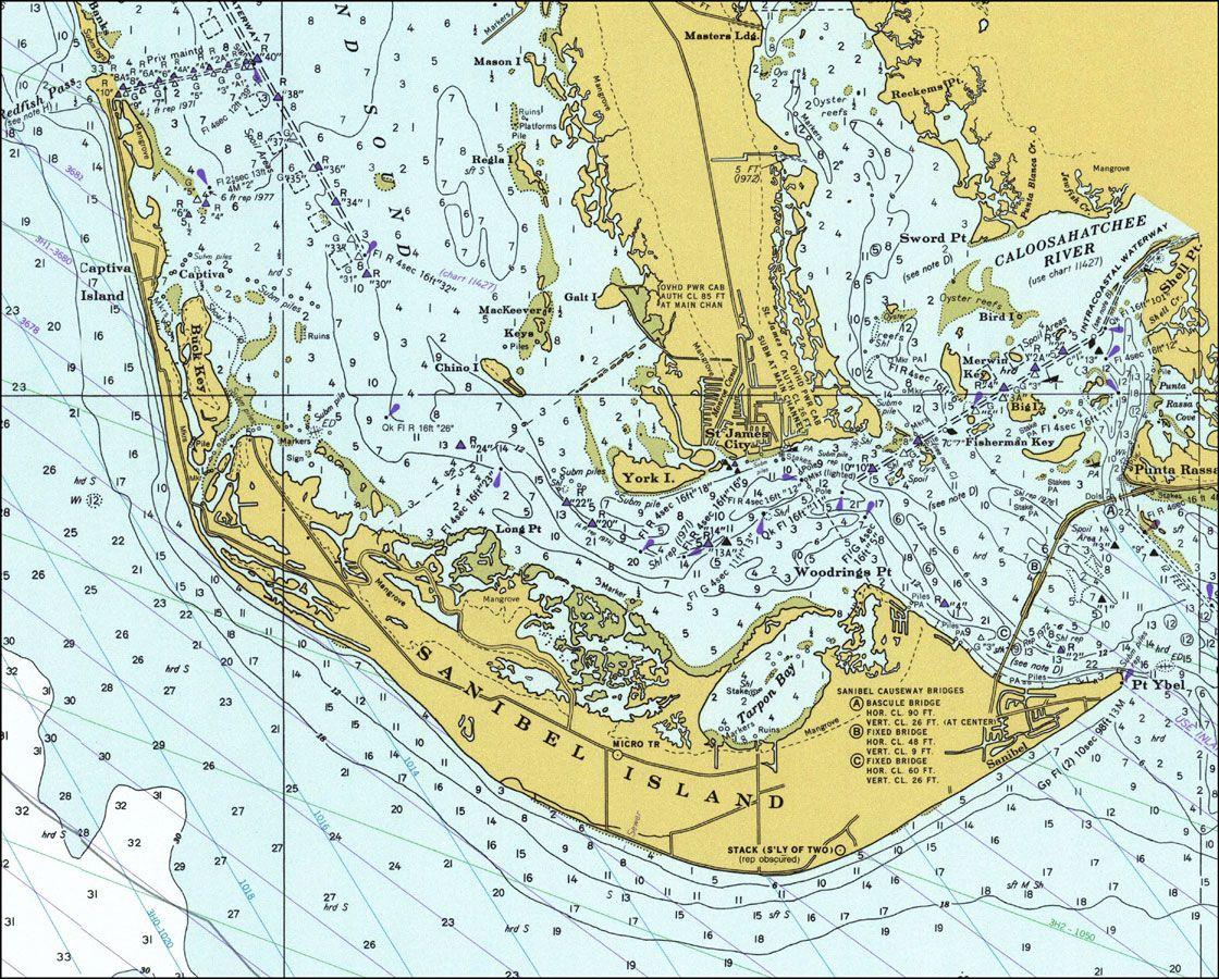 Sanibel Island Map: Sanibel Island We Will See You Very Soon!!