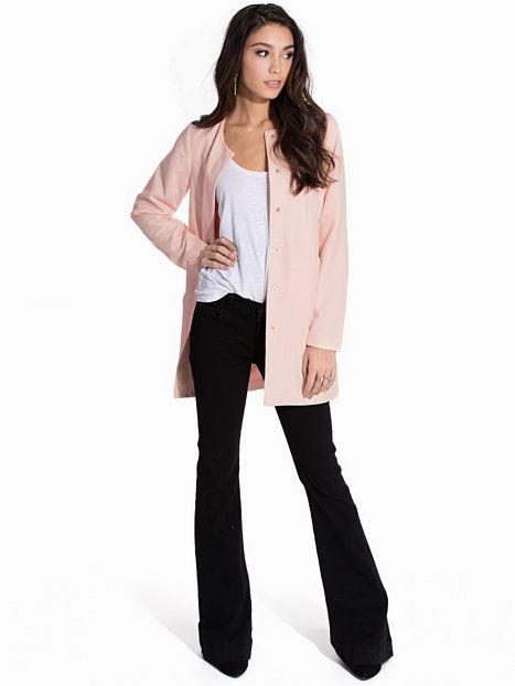 1f8006b1 Vmlouise New 3/4 Jacket A Noos - Vero Moda - Pink Fuchsia - Jackor - Kläder  - Kvinna - Nelly.com