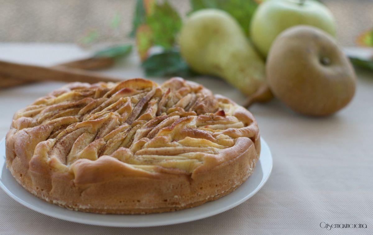 torta di mele per chi ea dieta