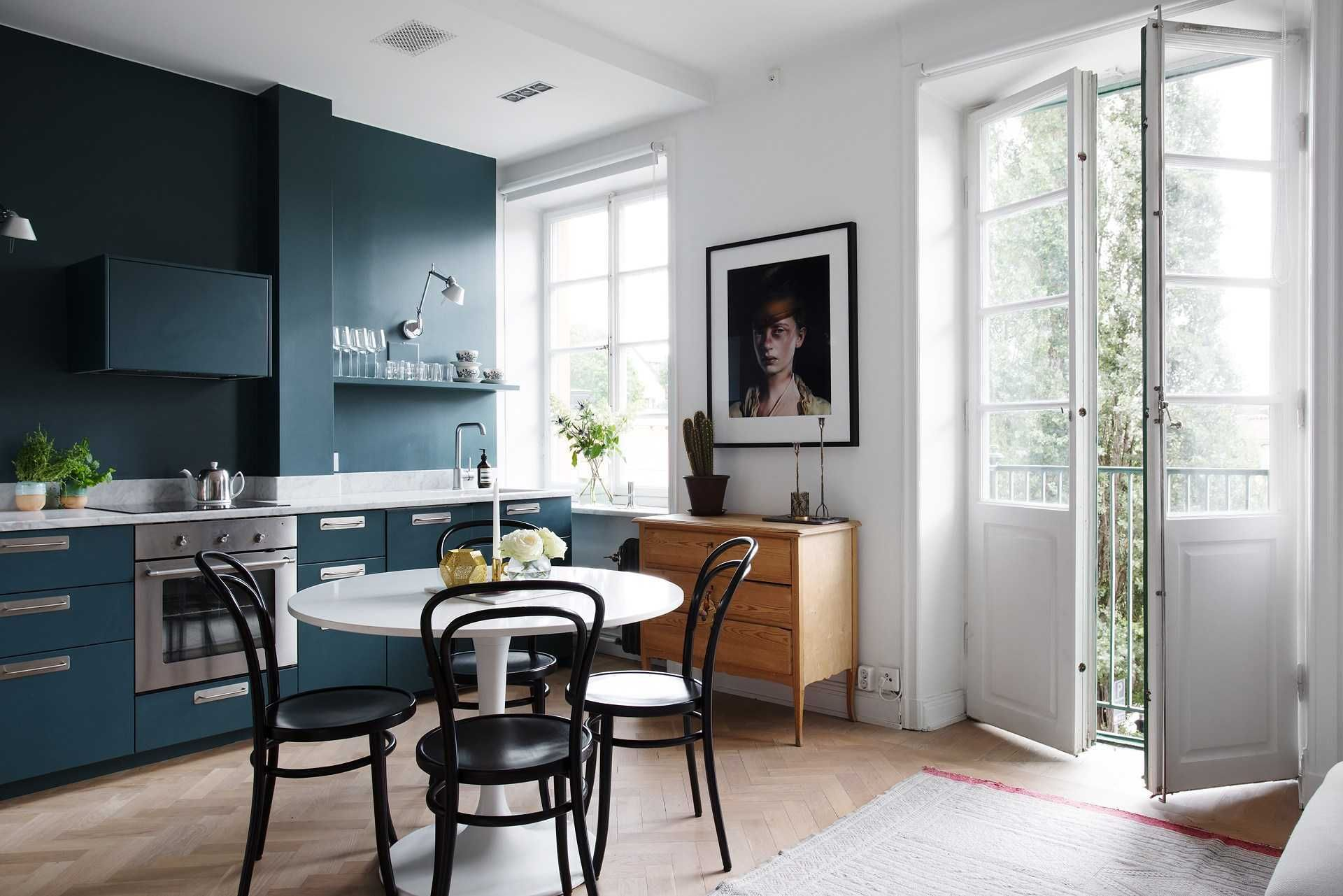 Color Paredes Para Muebles Oscuros Decoracion Puertas Blancas Modelos Suelo Gris Sofa Pisos Imagenes Decoracion De Cocina Decoracion De Cocina Moderna Muebles
