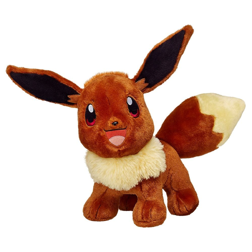 Build-A-Bear Eevee Details Officially Announced