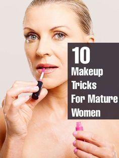 resultado de imagen para women over 50 beauty regime