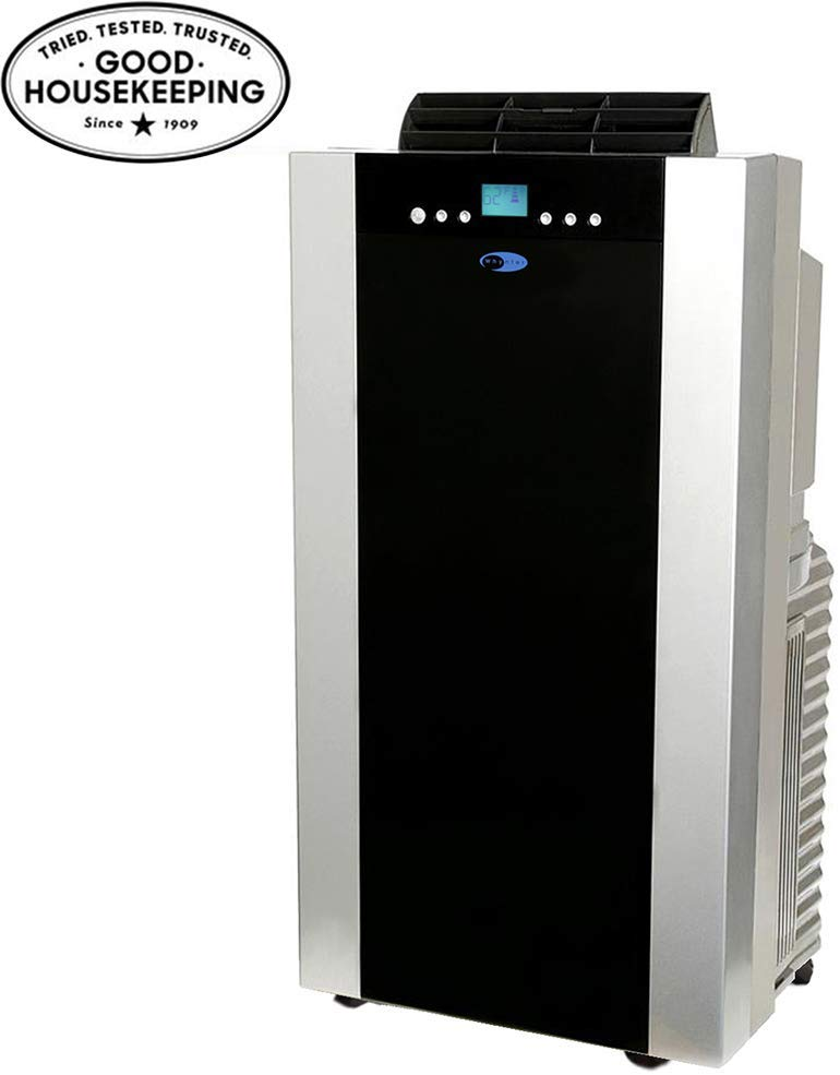 BTU Dual Hose Portable Air Conditioner by Whynter