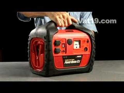 Power Dome EX Compact Generator Multipurpose emergency