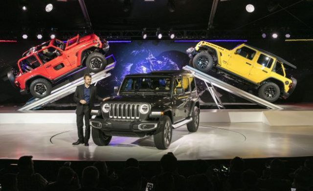 2020 Jeep Wrangler Plug In Hybrid Is In The Production Stage