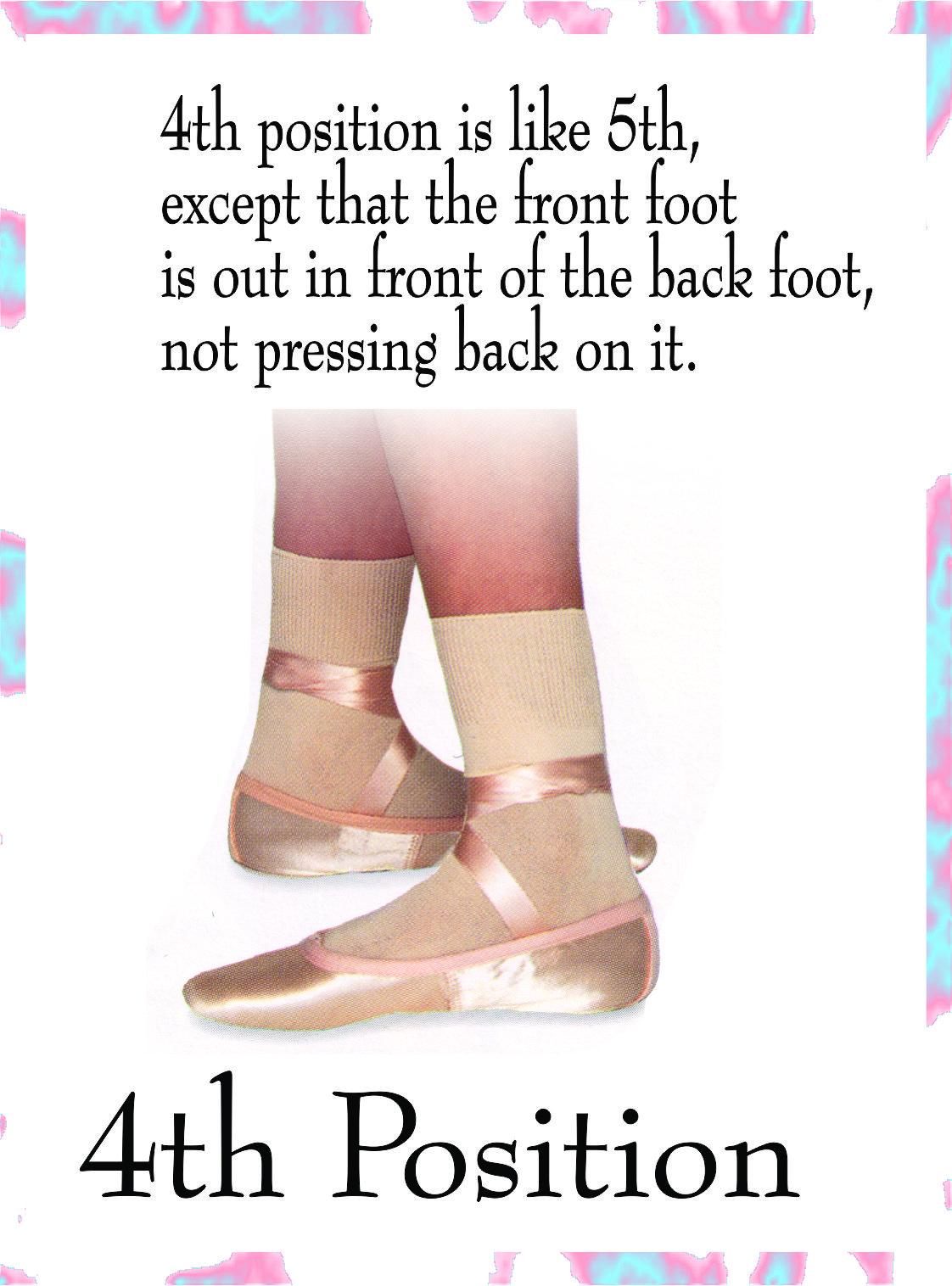 Mililani Ballet School Positions Of The Feet