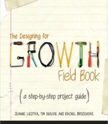 The designing for growth field book  step by project guide pdf also pinterest fields and rh in