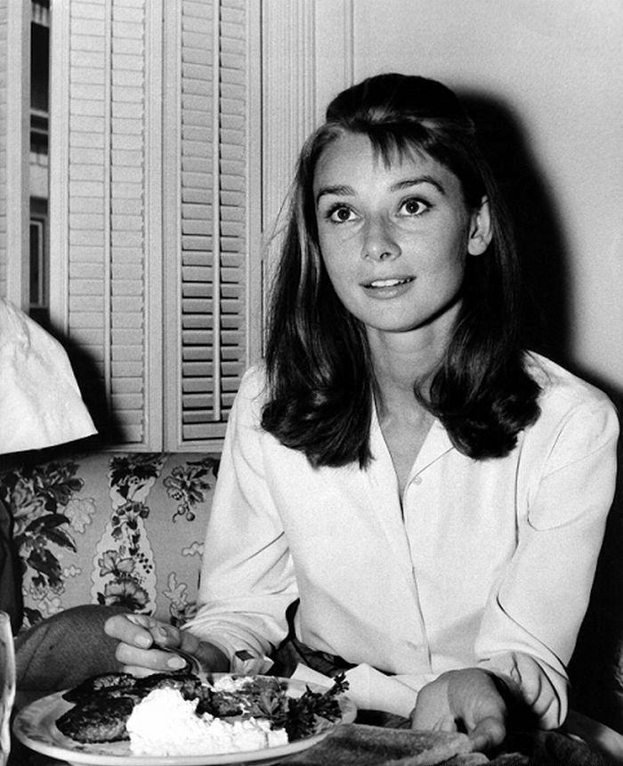 Rare Audrey Hepburn Haircut Audrey Pinterest Audrey