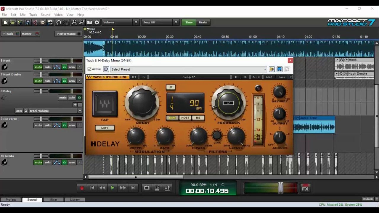 mixcraft 7 plugins free download