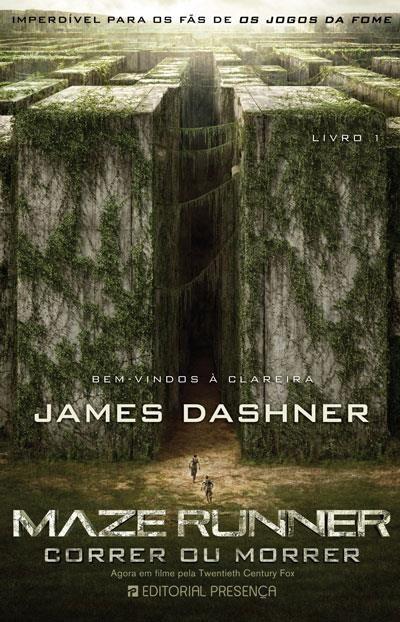 Maze Runner Vol 1 James Dashner Maze Runner Corre Ou Morre