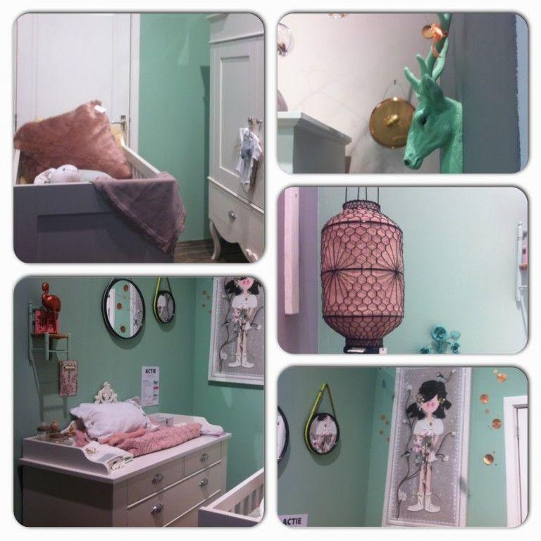 babykamer meisje mintgroen - google zoeken - babykamertje, Deco ideeën