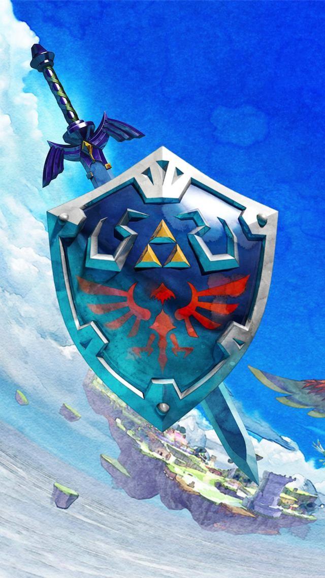 Zelda Wallpaper Android Линк зельда