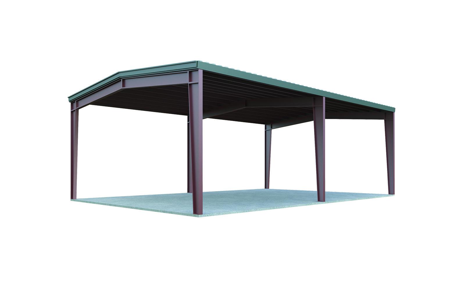 30x30 Carport Quick Prices With Images Carport Steel Carports General Steel
