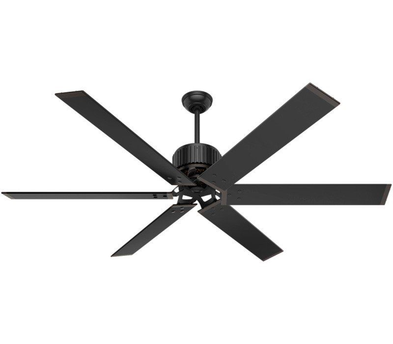 Hunter 59132 Hfc 96 96 Outdoor High Airflow Ceiling Fan With Wall Control Fresh White Ceiling Fan White Ceiling Fan Hunter Ceiling Fans
