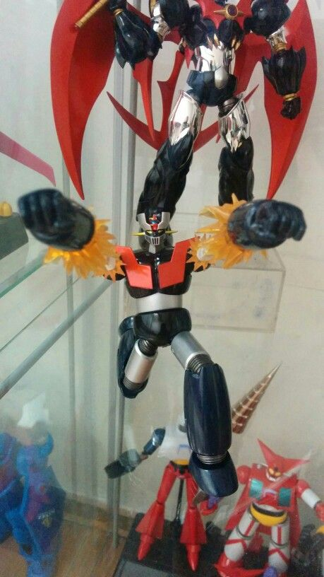 Mazinger rocketpunch