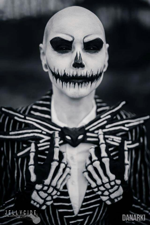 Awesome creepy skull person | skulls and other stuff and things ...