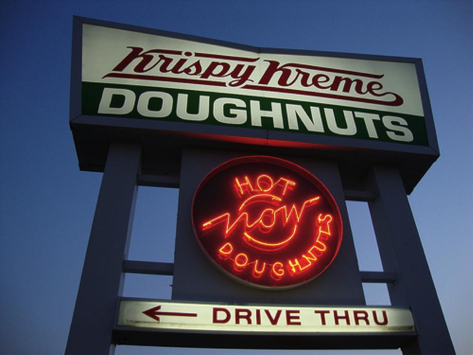 Ejemplos De Marketing El Diferencial De Krispy Kreme Krispy Kreme Doughnuts Messages