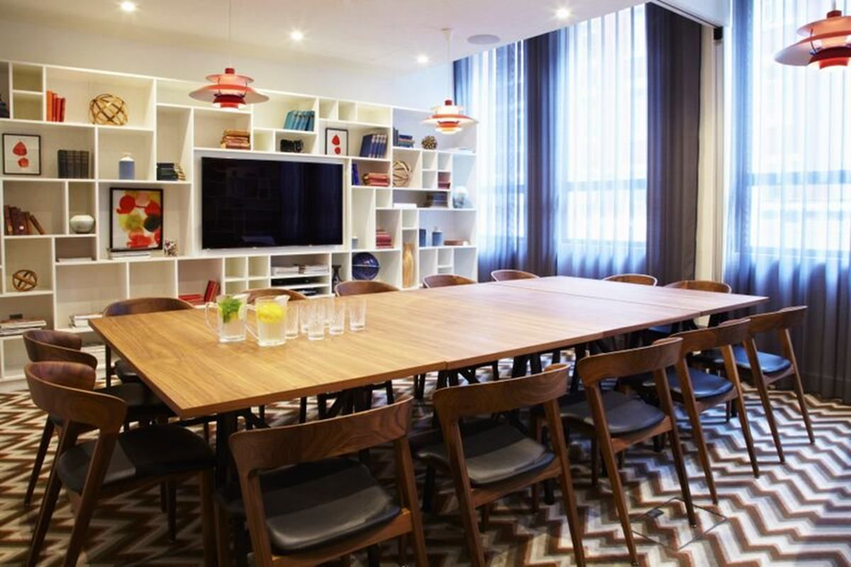 The Apartment Business Hire Hoxton Hotel Holborn