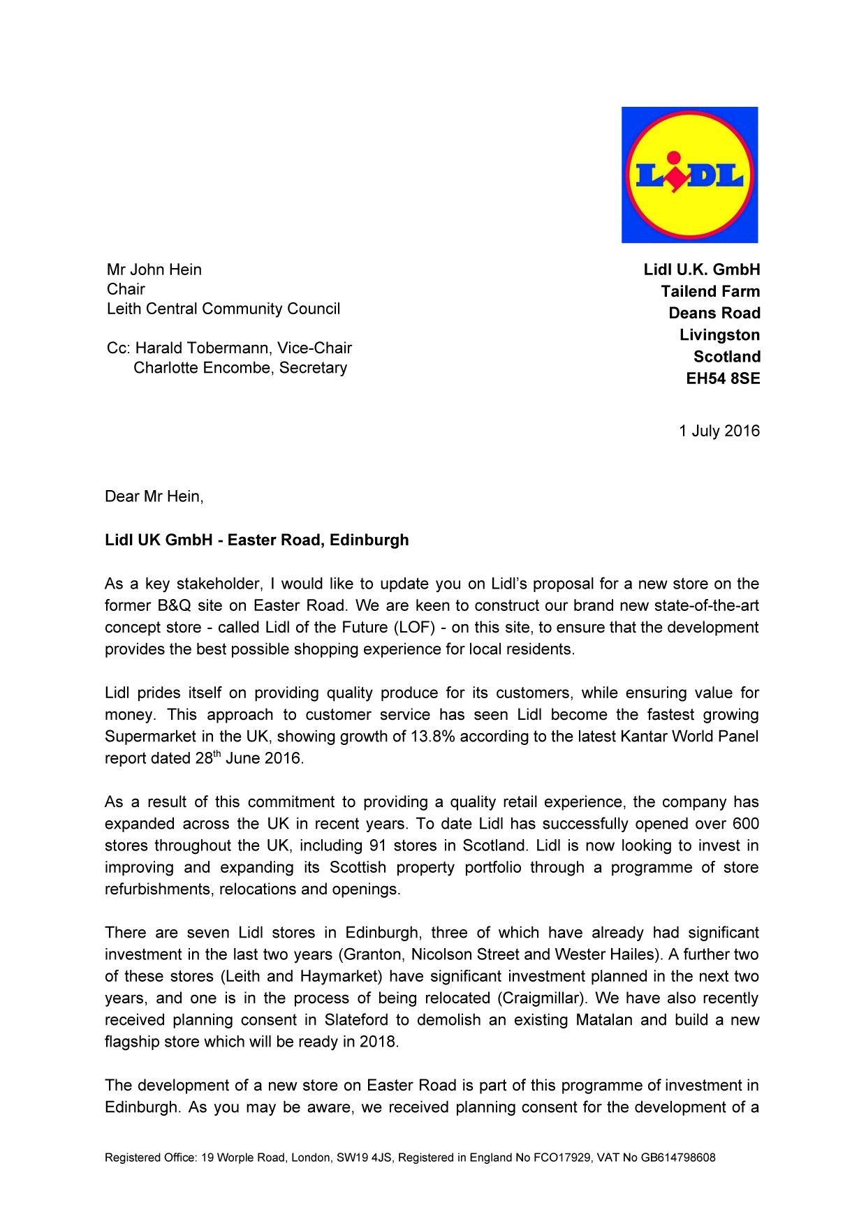 Cover Letter Template Lidl Cover Letter Template Letter Templates Cover Letter Template Free
