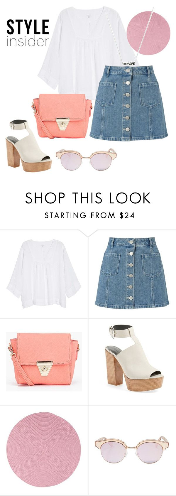 """contest ✨"" by guccidelevingne ❤ liked on Polyvore featuring Eskandar, Miss Selfridge, Boohoo, Rebecca Minkoff, Colonial Mills and Le Specs"