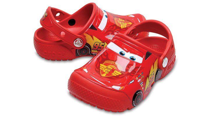 Cars Clog   Kid shoes, Disney shoes, Crocs