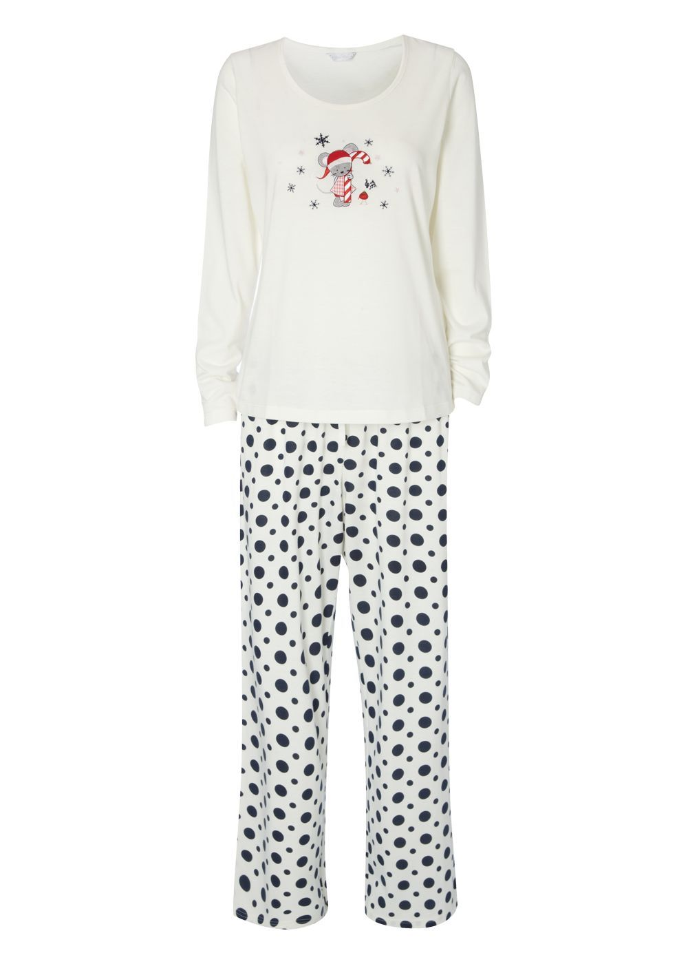 Fashion and homeware brand Matalan have launched a matching pyjama range for the whole family, and cosy night's in are about to get a whole lot cuter. Featuring a multi-coloured star print, the.