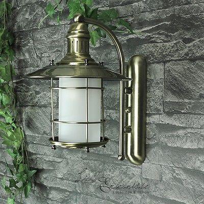 Cute Edle Jugendstil Wandleuchte Wandlampe Lampe Leuchte Flur
