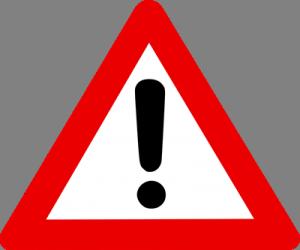 Warning Sociopath Ahead Warning Signs Brother Printers Hazard Sign